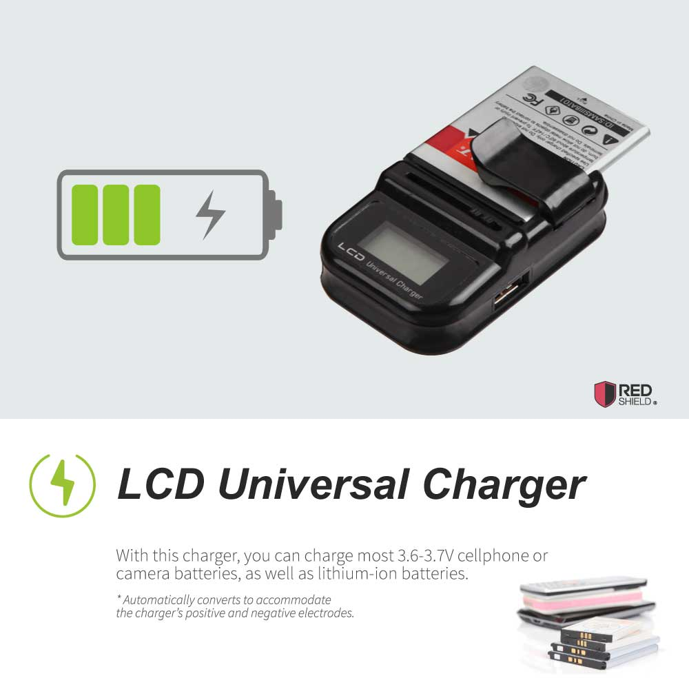 Universal Battery Charger | Universal LCD Battery Charger | Buy ...